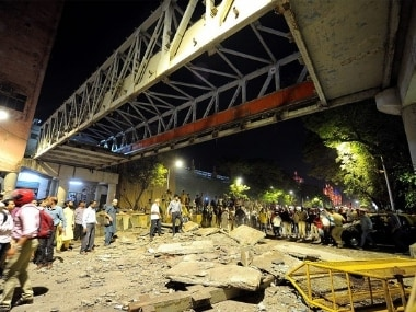 Mumbai CSMT foot over bridge collapse updates: Death toll rises to 6, more than 35 badly injured