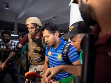 New Zealand mosques terror attack: Bangladesh cricket team arrive home after Christchurch massacre