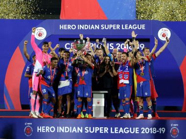 ISL champions Bengaluru FC sign Indian Arrows youngsters Suresh Wangjam and Prabhsukhan Singh Gill