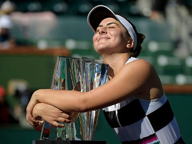 Bianca Andreescu climbs 36 places to career best World No 24 in WTA rankings after Indian Wells Open triumph