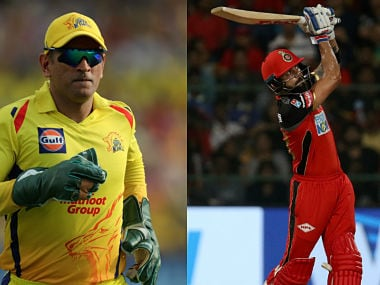 IPL 2019, CSK vs RCB, LIVE Cricket Score at Chennai: MS Dhoni wins toss and Super Kings will bowl first