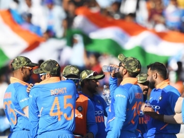 India vs Australia: Team's decision to sport camouflage caps must be seen as responsible social behaviour, not merely spectacle