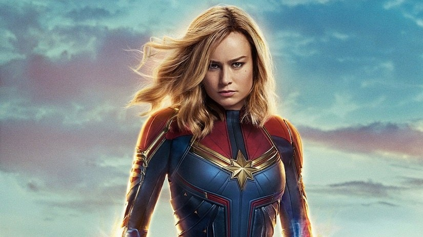Captain Marvel knocks off Guardians, Winter Soldier to become 10th top-grossing MCU global release