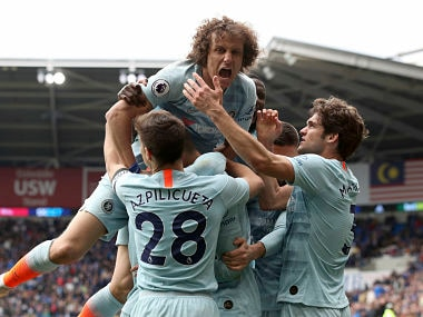 Premier League: Chelsea ride luck to snatch controversial late win against Cardiff City