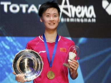 Chen Yufei, Shi Yuqi given top seeds as Chinese shuttlers set to dominate field at India Open badminton