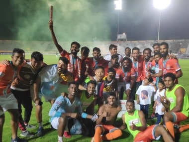 I-League 2018-19: Chennai City FC cap dominant campaign with crowning glory after beating Minerva Punjab