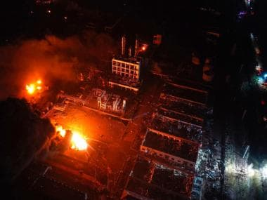 China chemical plant explosion: Toll rises to 78 with over 500 still in hospital; 13 critically injured