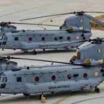 Chinook helicopters inducted into Air Force today; 12 IAF pilots underwent special training in US to fly new choppers
