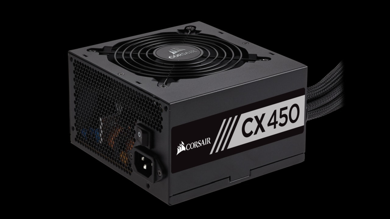 Corsair CX450 PSU