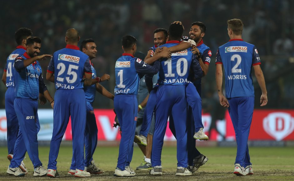 Delhi Capitals clinched a thriller at Kotla after the 20-over contest ended in a tie as Kagiso Rabada delivered an inch-perfect Super Over to defend 10 runs against Kolkata Knight Riders. Sportzpics