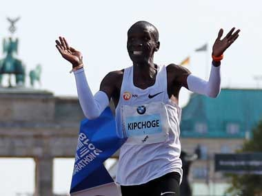 Kenyan long-distance runner Eliud Kipchoge set to target elusive two-hour marathon in special end-of-year race