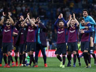 LaLiga: Barcelonas long-term philosophy of possession-based football gives them edge over transitional Real Madrid side
