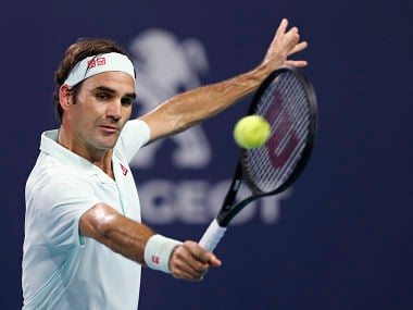 Miami Open: Roger Federer brushes aside Kevin Anderson to enter semis; Ashleigh Barty enters final