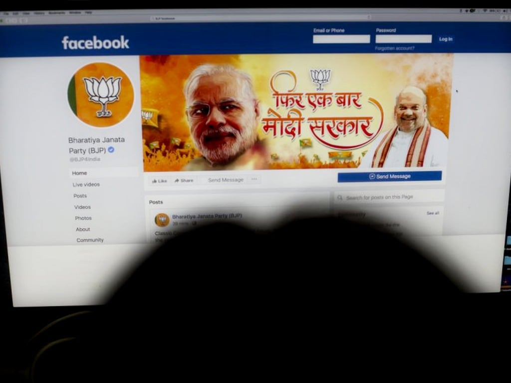 Facebook claims to be taking steps to reduce spread of fake news ahead of elections