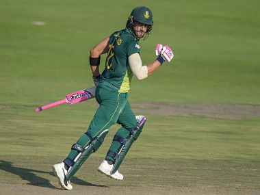 South Africa vs Sri Lanka: Faf du Plessis slams ton to help Proteas thrash visitors by eight wickets in first ODI