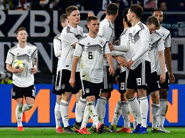 International friendlies: Leon Goretzka goal salvages a draw for Joachim Loews new-look Germany against Serbia