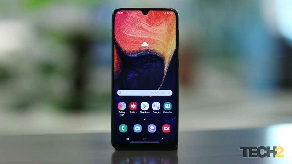 Samsung Galaxy A50 Review: Amazing Display And Triple