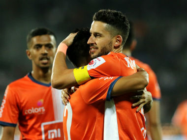 ISL 2018-19: Five-star FC Goa put one foot in final with 5-1 thrashing of Mumbai City FC in first-leg