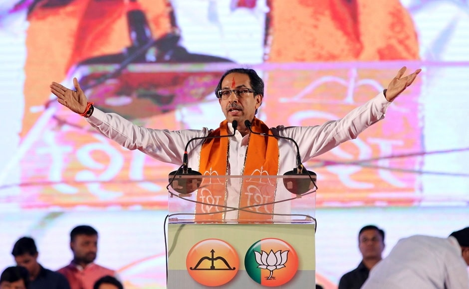 Meanwhile, Thackeray announced that it will field Narendra Patil from Satara Lok Sabha constituency, where NCP has fielded sitting MP Udayanraje Bhosale. The BJP has announced candidature of Sunil Mendhe from Bhandara-Gondiya constituency. Image Courtesy: Sachin Gokhale/Firstpost
