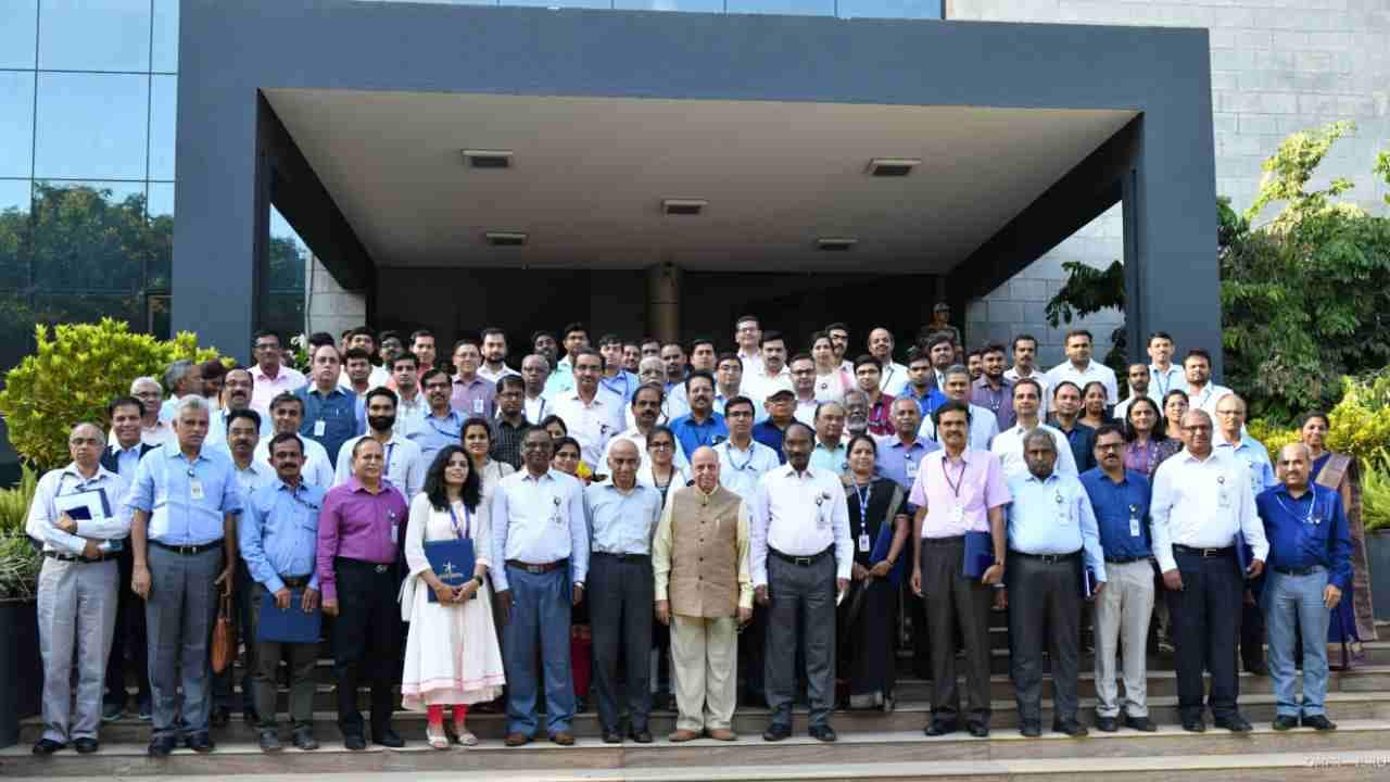ISRO Awards 96 people, teams for their contributions to space projects, programs