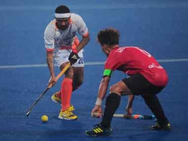 Sultan Azlan Shah Cup 2019: India concede late equaliser to draw against South Korea in pouring rain