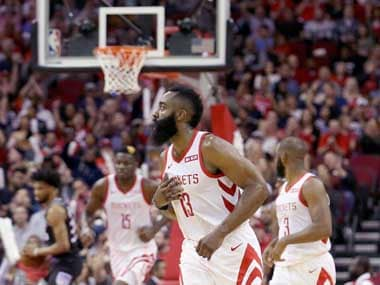 NBA: James Harden scores 50-point triple-double to power Houston Rockets to victory over Sacramento Kings