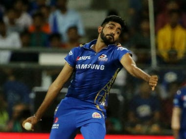 IPL 2019: No major concerns around Jasprit Bumrah's shoulder injury with scan reports coming okay, says BCCI official
