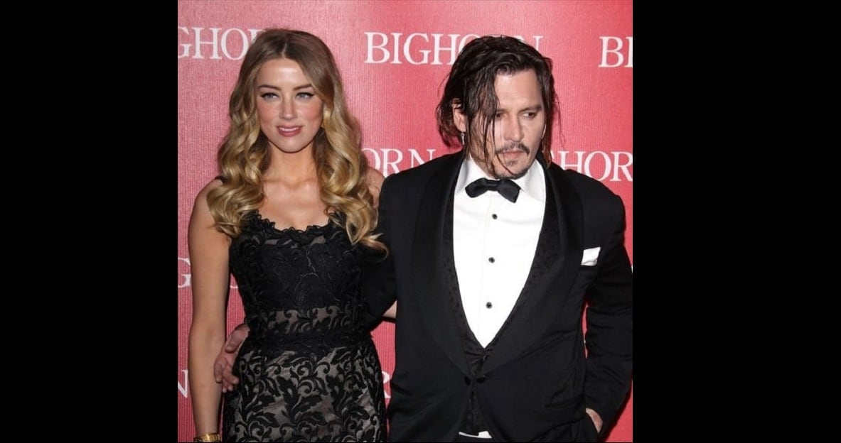 Johnny Depp calls Amber Heard 'perpetrator of domestic abuse' in $50 million lawsuit