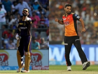 IPL 2019 LIVE score, KKR vs SRH Match at Kolkata: Play stopped due to floodlight failure at Eden Gardens