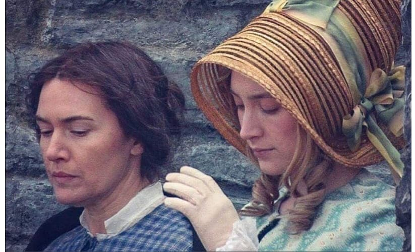 Kate Winslet, Saoirse Ronans upcoming drama Ammonite accused of fabricating lesbian storyline