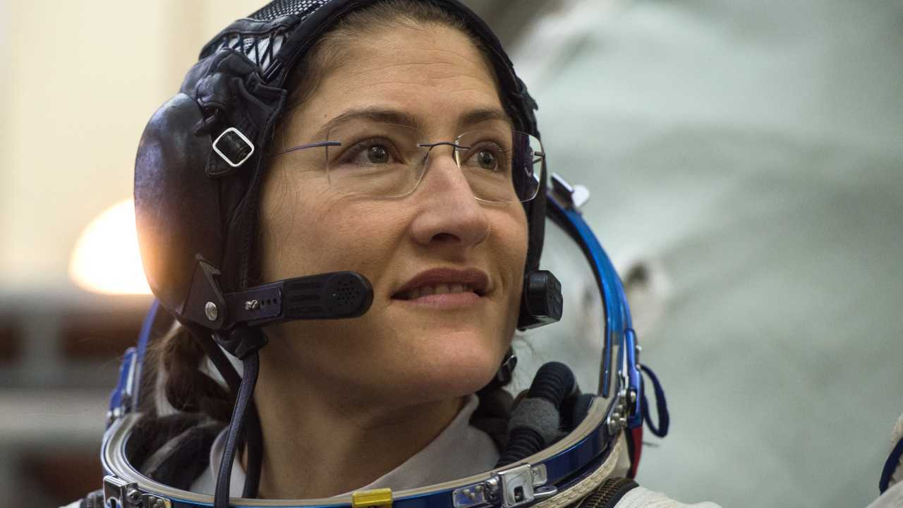Astronaut Koch in uniform. Image: NASA