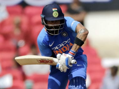 India vs Australia: Virat Kohli says team will look to address batting collapses in next two ODIs