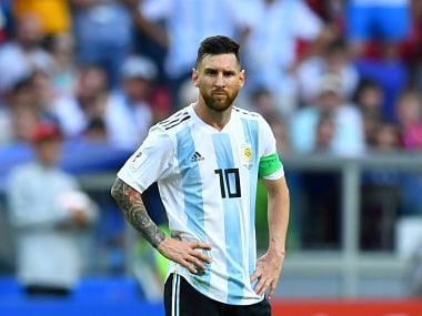 International friendlies: Lionel Messi back in Argentina squad after eight-month absence; in-form Sergio Aguero absent