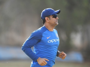 ICC Cricket World Cup 2019: MS Dhoni hints at becoming painter after retirement, reveals why he wanted to become an artist