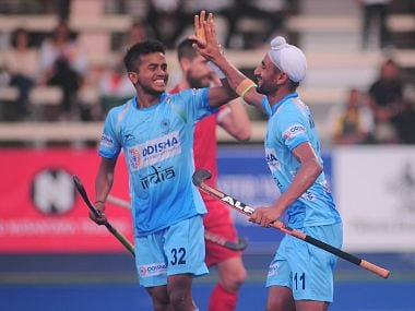 Sultan Azlan Shah Cup 2019: Mandeep Singhs hat-trick powers India to 7-3 win over Canada, take team one step closer to final