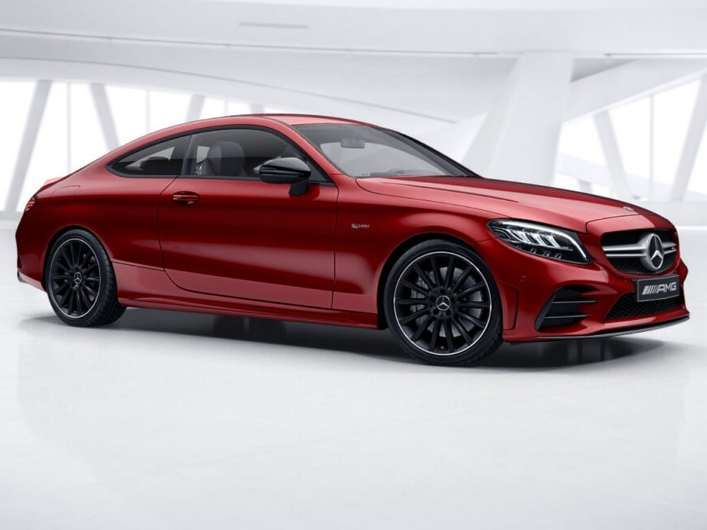 Mercedes Amg C43 Coupe Road Test Review Sleek Coupe Excellent Driving Dynamics Technology News Firstpost