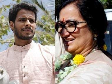 In Karnataka's Mandya, stardom may hijack campaign as Sumalatha, Nikhil Gowda seek to cash in on sympathy, family legacy