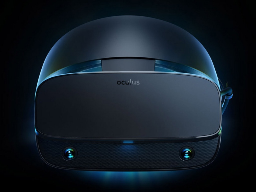 Oculus Rift S With Built In Sensors Unveiled At Gdc 2019