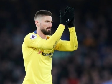 Premier League: Second-string Chelsea striker Olivier Giroud considering moving to France in pursuit of playing time