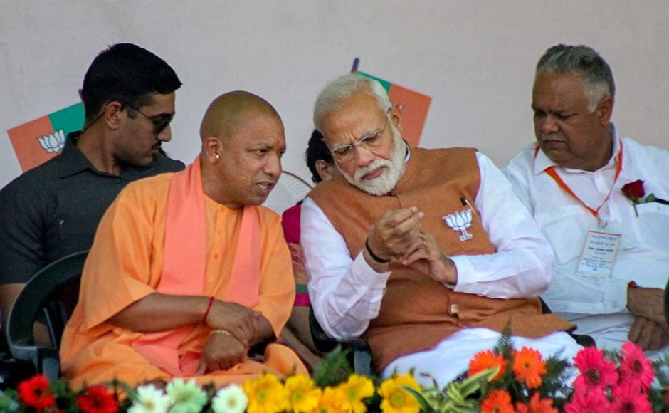At the Vijay Sankalp rally in Meerut, Modi said that the people had to choose between 'a decisive government and an indecisive past', highlighting the launch of the anti-satellite missile launch on Wednesday, which established India's space capabilities. PTI