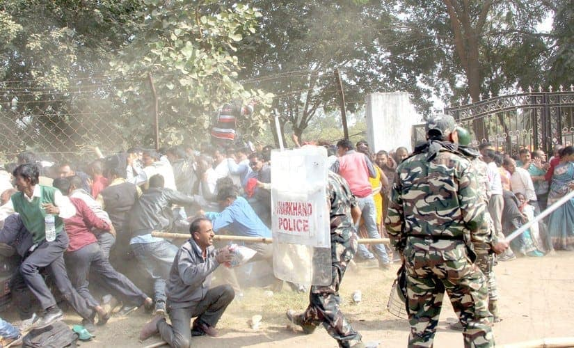 Suryadev Thakur and Ujjwal Rai reportedly died after police baton-charged the protesting Shiksha Mitras outside CM's event venue in Ranchi last year