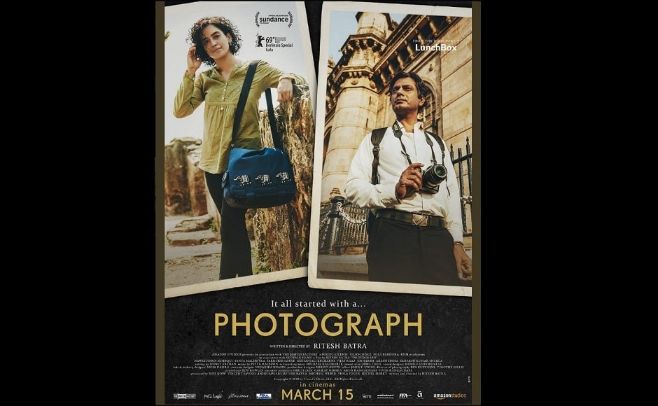 After receiving success at international film festivals, Ritesh Batra's upcoming film Photograph will release in India on 15 March.