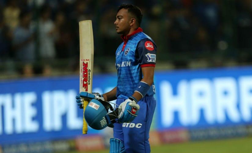 IPL 2019, DC vs KKR: Prithvi Shaw's masterclass against
