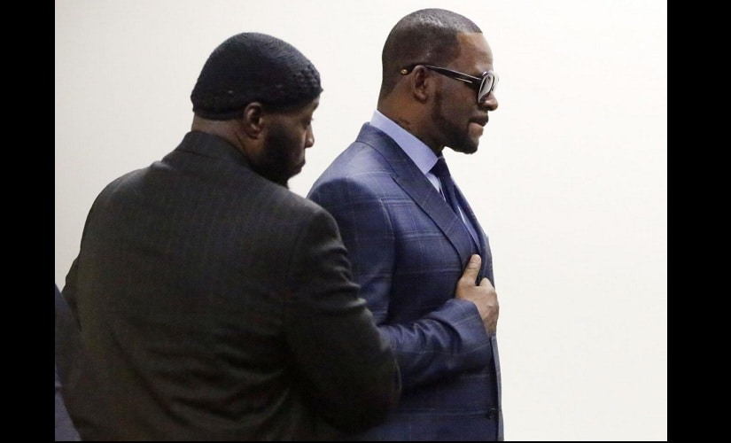 R Kelly pleads not guilty to eleven additional sexual assault charges involving a minor