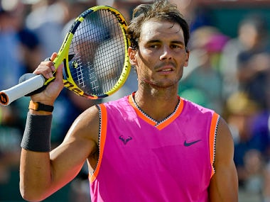 Indian Wells Open: Nursing knee injury, Rafael Nadal hopes to be ready for showdown with Roger Federer