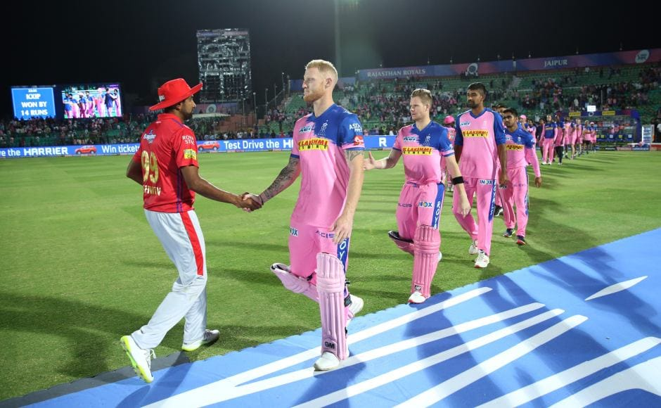 Kings XI Punjab breach Rajasthan Royals' fortress in controversial opening game