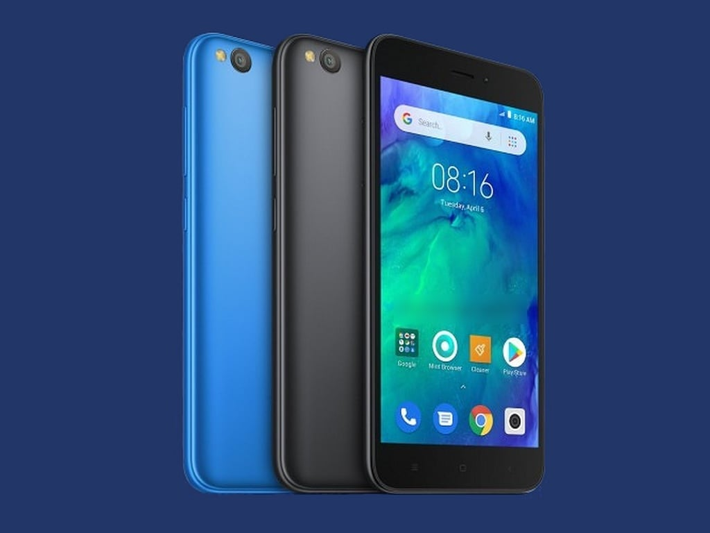 Xiaomi Redmi Go launched in India today at a starting price of Rs 4,499