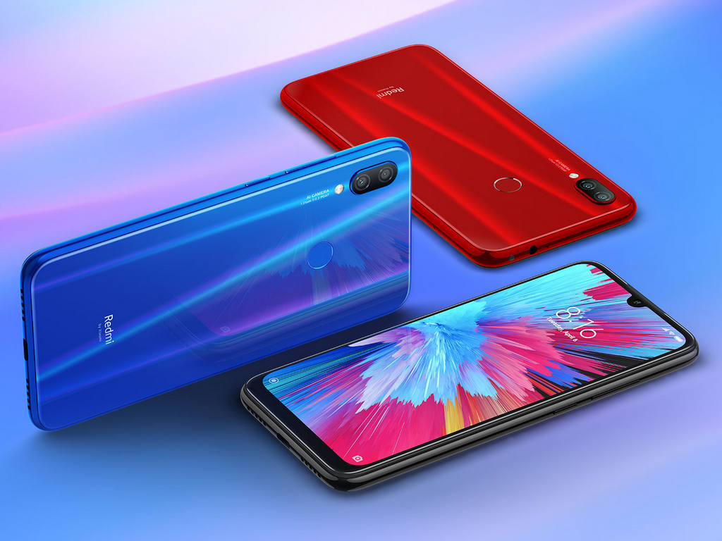 Xiaomi Redmi 7 leak fully reveals phone and specs