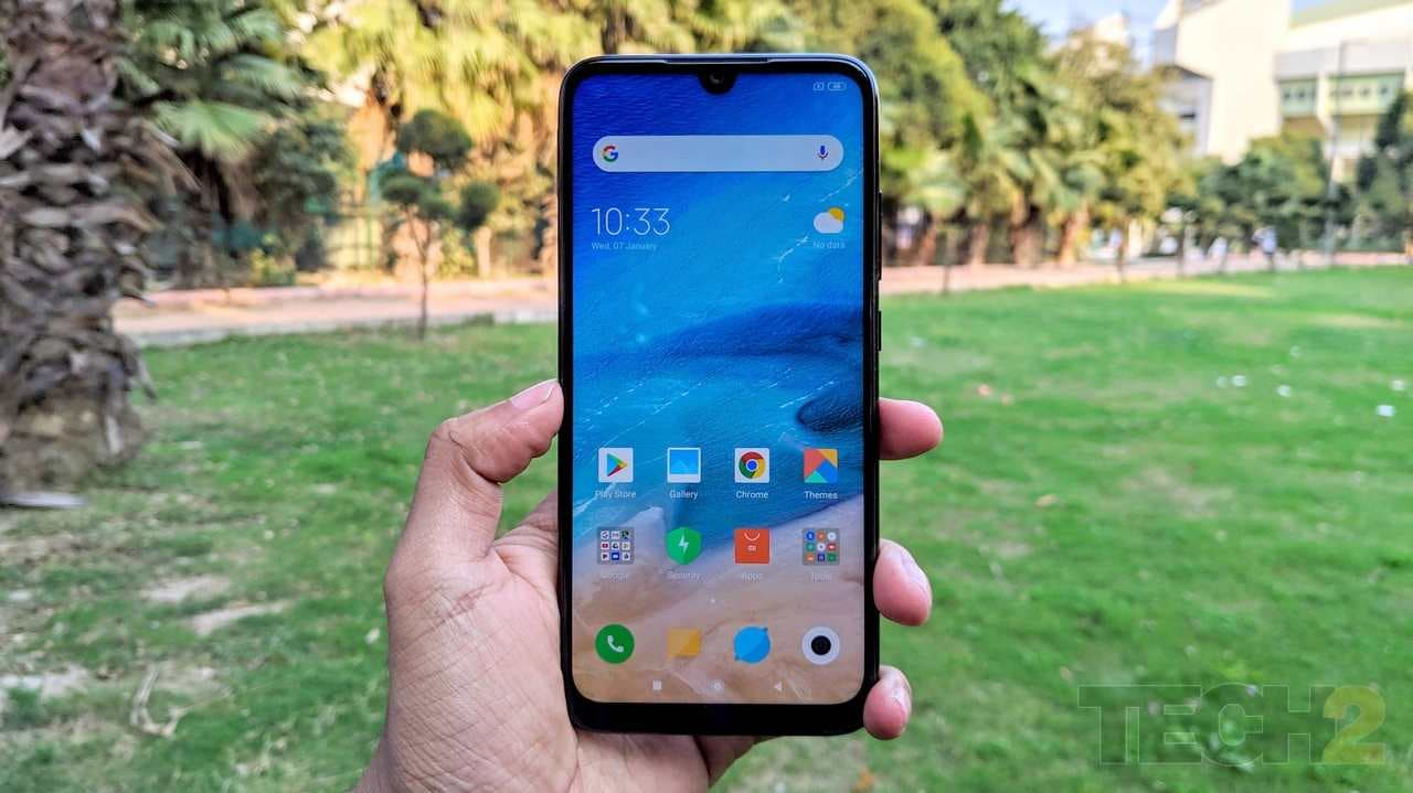 Redmi Note 7 goes to space, clicks photos, and survives a 35,000 meter drop