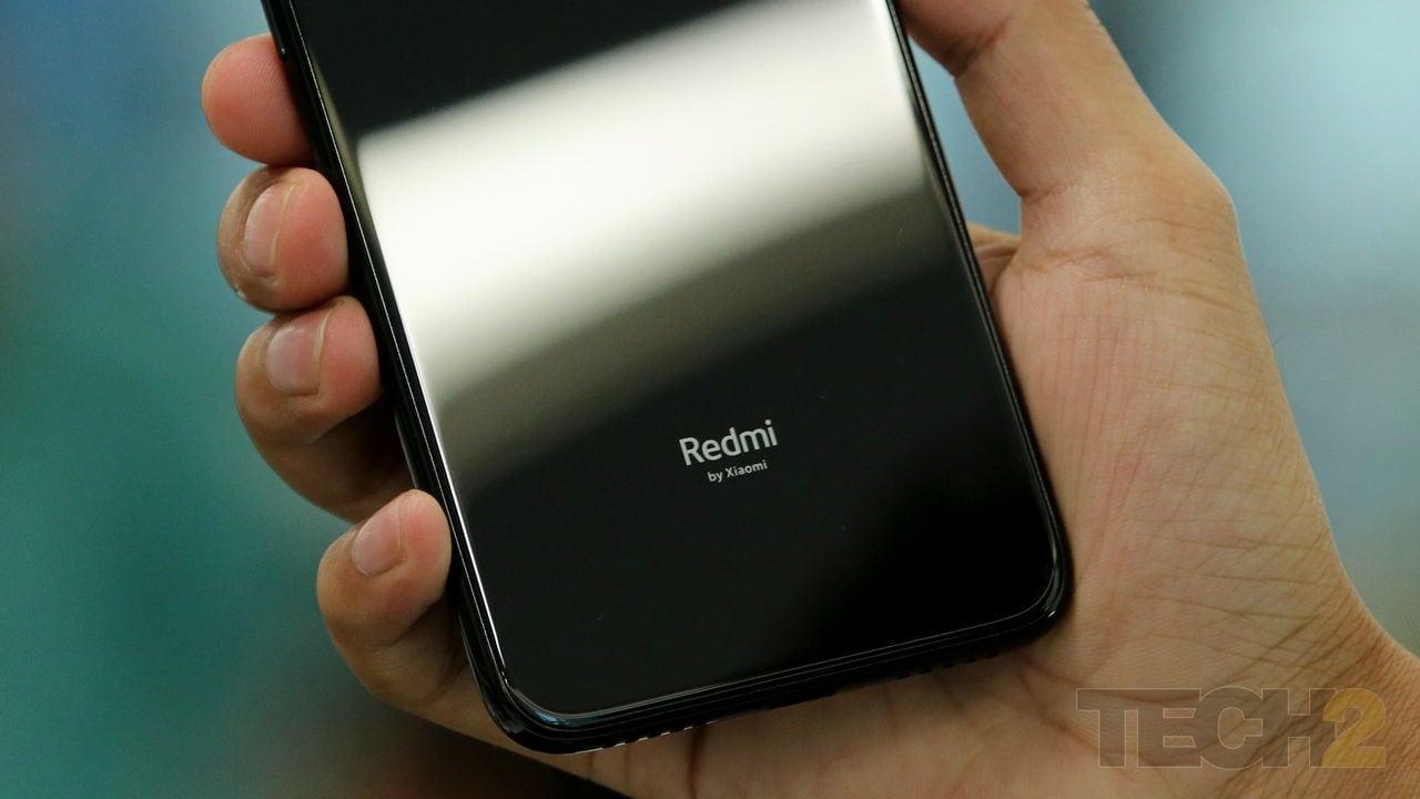 Redmi Note 7 Pro. Image: tech2/Omkar